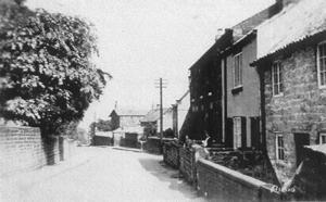 Main Street, Ulley