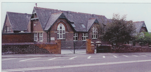 Fence School, opened 1877