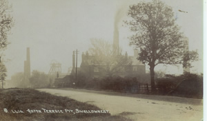 North Staveley Colliery